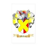 McKeag Sticker (Rectangle 50 pk)