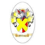 McKeag Sticker (Oval 50 pk)