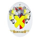 McKeag Oval Ornament