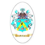 McKay 2 Sticker (Oval 50 pk)