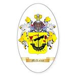 McKaine Sticker (Oval)