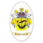McKaine Sticker (Oval 10 pk)