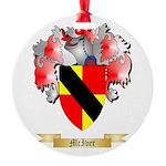 McIver Round Ornament