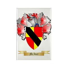 McIver Rectangle Magnet (100 pack)