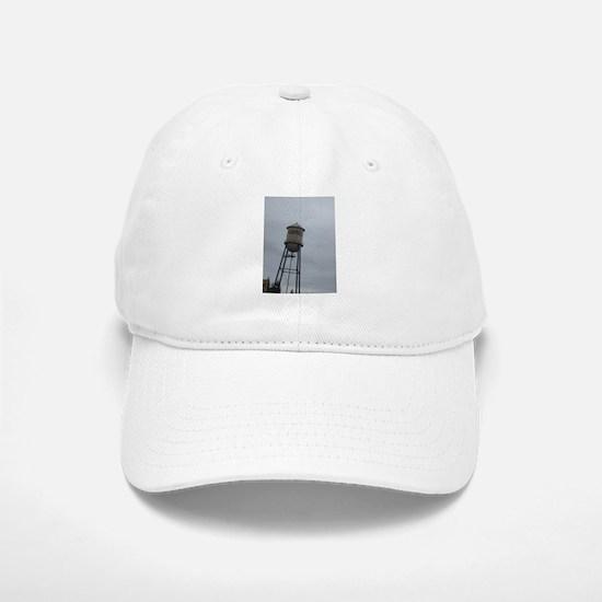 Campbell water tower Baseball Baseball Cap
