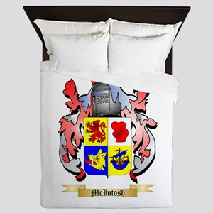 McIntosh Queen Duvet