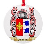 McIngill Round Ornament