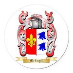 McIngill Round Car Magnet