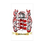 McInerney Sticker (Rectangle 50 pk)