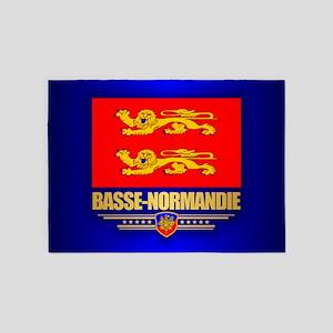 Basse-Normandie 5'x7'Area Rug
