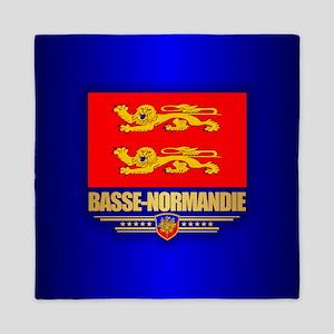 Basse-Normandie Queen Duvet