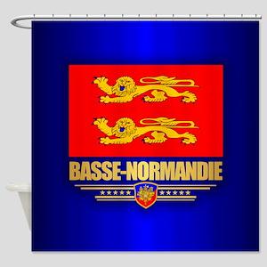 Basse-Normandie Shower Curtain