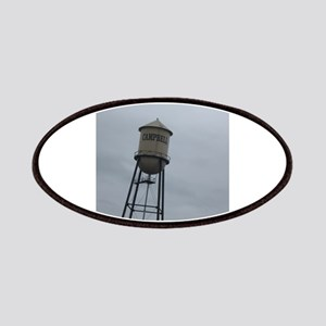 Campbell water tower Patch