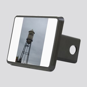 Campbell water tower Rectangular Hitch Cover