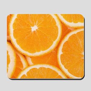 ORANGES 4 Mousepad