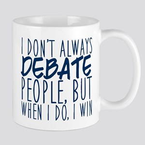 Debate Winner Mug