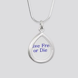 Live Free or Die Necklaces