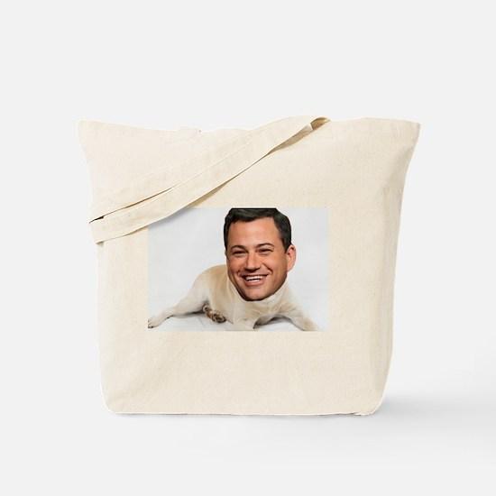 Cute Jimmy kimmel Tote Bag