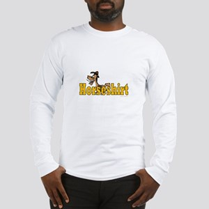Horseshirt Long Sleeve T-Shirt