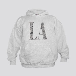 LA - Los Angeles Kids Hoodie