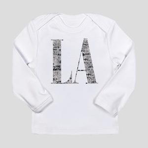 LA - Los Angeles Long Sleeve Infant T-Shirt