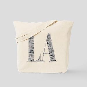 LA - Los Angeles Tote Bag