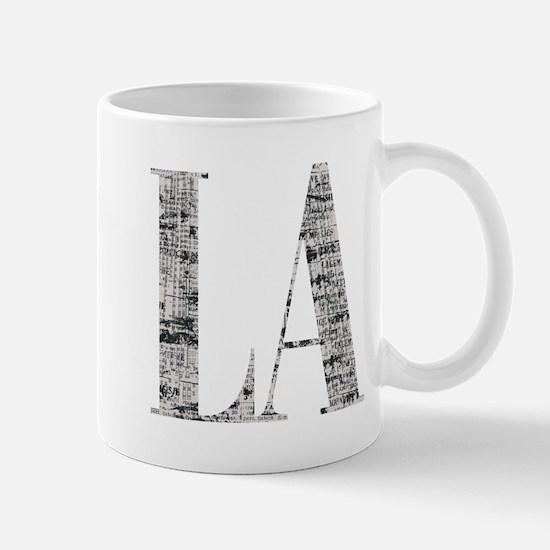 LA - Los Angeles Mug