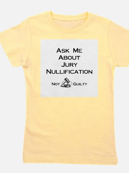 Jury Nullification Girl's Tee