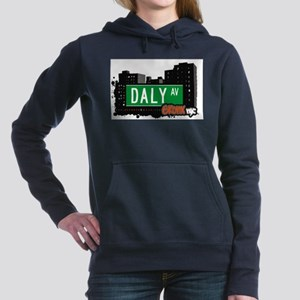Daly Ave Women's Hooded Sweatshirt