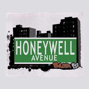 Honeywell Ave Throw Blanket