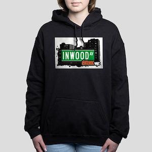 Inwood Ave Women's Hooded Sweatshirt
