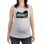 Rosedale Ave Maternity Tank Top