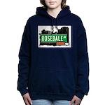 Rosedale Ave Women's Hooded Sweatshirt