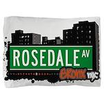 Rosedale Ave Pillow Sham