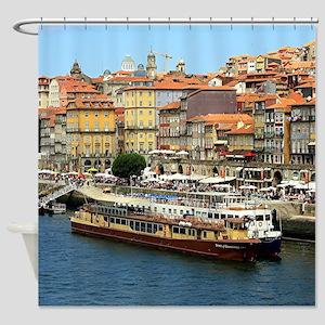Porto, Portugal Shower Curtain