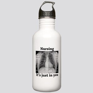 Nursing Its just in you Water Bottle