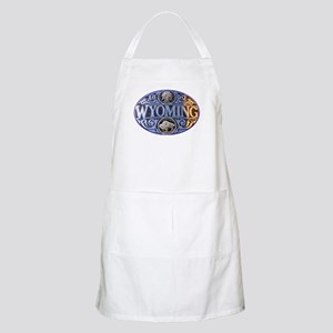 WYOMING BBQ Apron