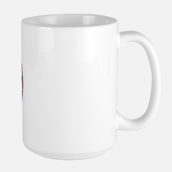 WYOMING Large Mug