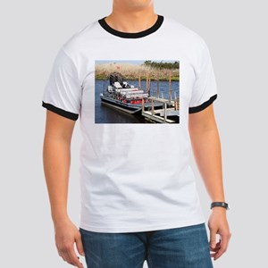 Florida swamp airboat T-Shirt