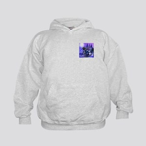 KEEPER OF THE CASTLE Kids Sweatshirt