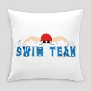 Swim Team Everyday Pillow