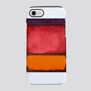 ROTHKO ORANGE RED PURPLE iPhone 8/7 Tough Case