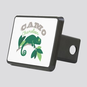 Camo Chameleon Hitch Cover