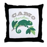 Chameleon Cotton Pillows