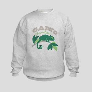 Camo Chameleon Sweatshirt