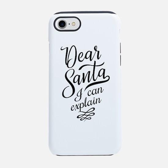 Dear santa, I can explain iPhone 8/7 Tough Case
