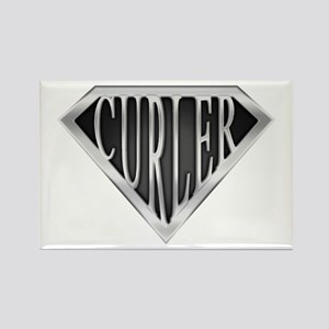 SuperCurler(metal) Rectangle Magnet