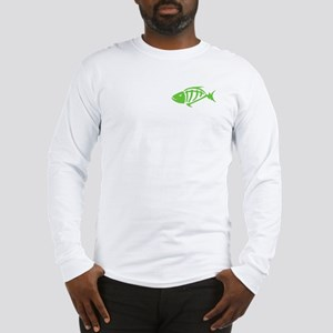 Backwaterwbgfish Long Sleeve T-Shirt