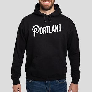 Portland, Oregon Hoodie (dark)