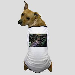 Ferny grotto Dog T-Shirt
